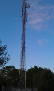 Mast bij cache: We hebben een beller !! (GC32Q31)